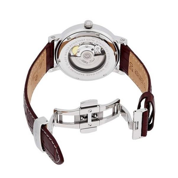 ساعت مچی عقربهای مردانه متی تیسوت مدل H611251ATABR