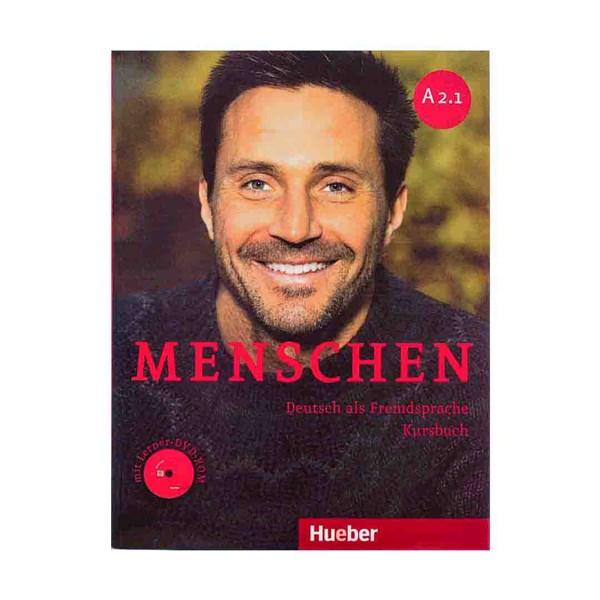 خرید                       کتاب menschen A2.1 اثر جمعی از نویسندگان انتشارات Hueber