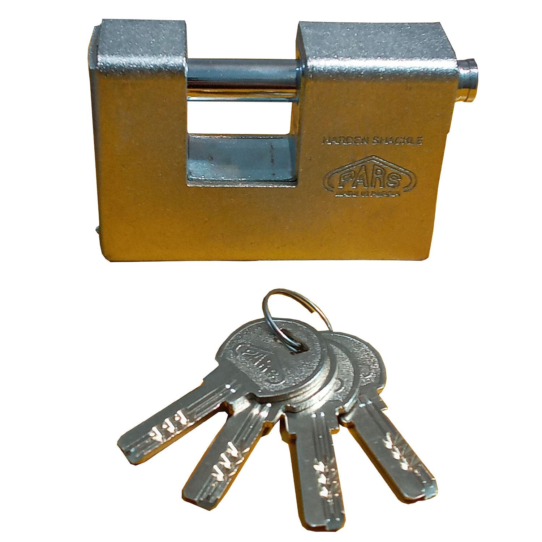 قفل کتابی  پارس مدل S 500