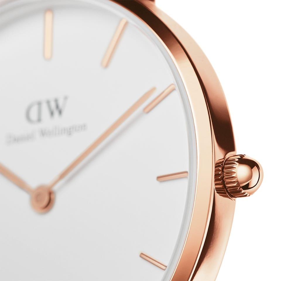 ساعت مچی عقربه ای زنانه دنیل ولینگتون کد dw1              خرید (⭐️⭐️⭐️)