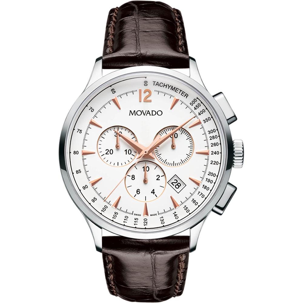 قیمت و خرید                      ساعت مچی عقربه ای مردانه موادو مدل 0606576