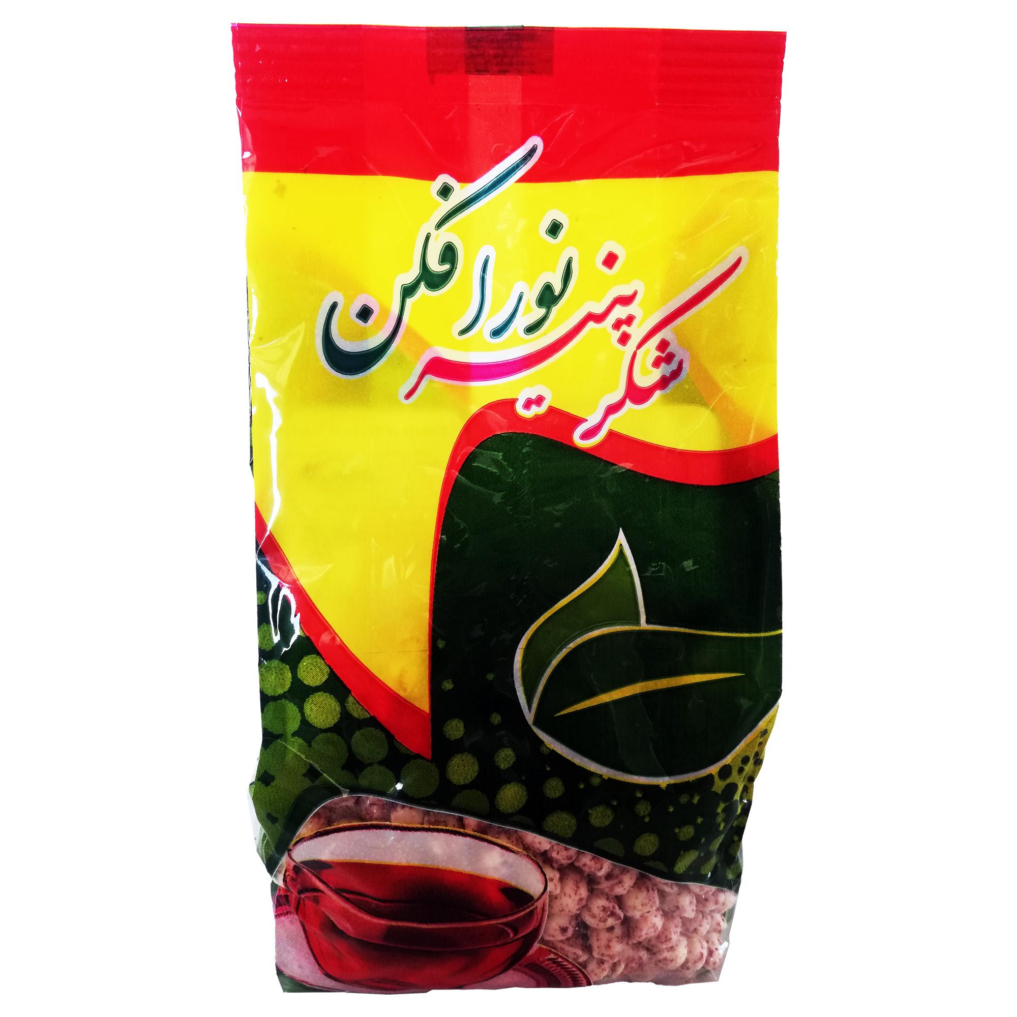 شکرپنیر رژیمی نورافکن با طعم گل محمدی طبیعی - 350 گرم