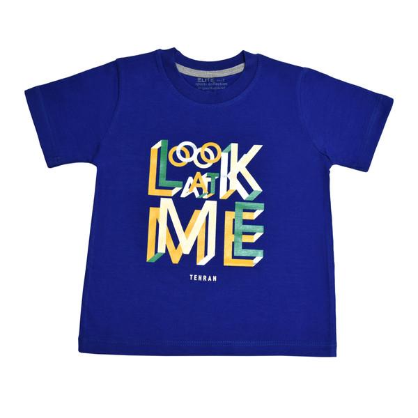 تی شرت پسرانه الیت مدل 1-619
