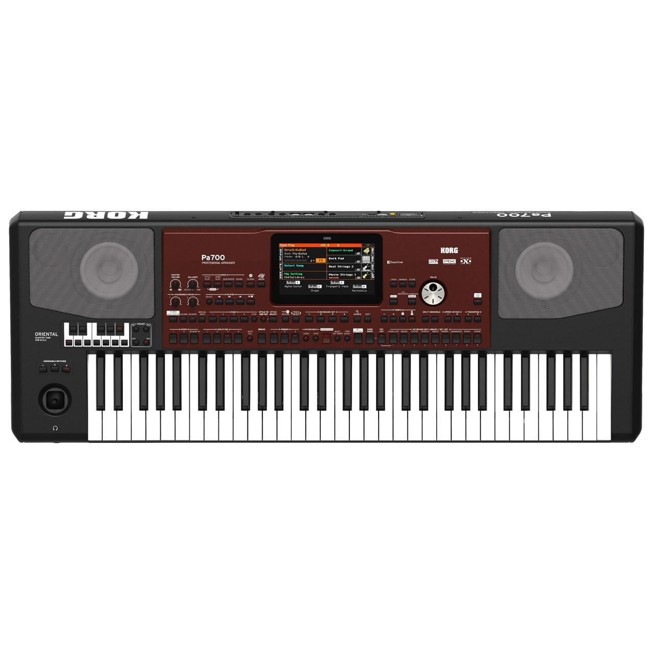 کیبورد کرگ مدل Pa-700 Oriental | Korg Pa-700 Oriental Arranger Keyboard