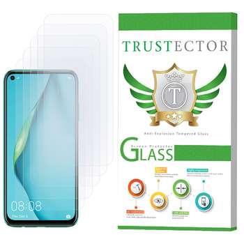 محافظ صفحه نمایش تراستکتور مدل GLS مناسب برای گوشی موبایل هوآوی nova 7i بسته 5 عددی