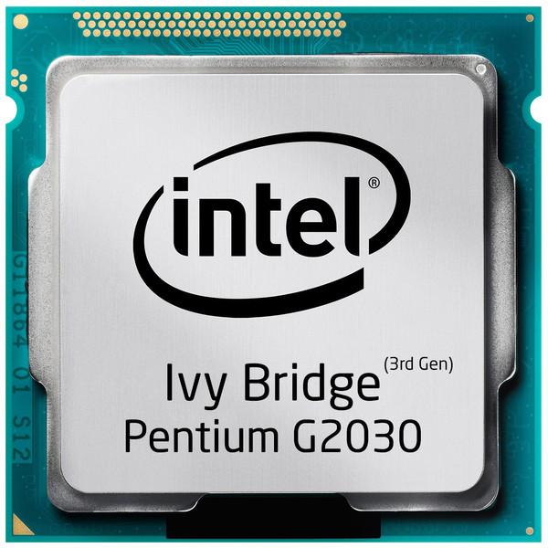 پردازنده مرکزی اینتل سری Ivy Bridge مدل Pentium G2030