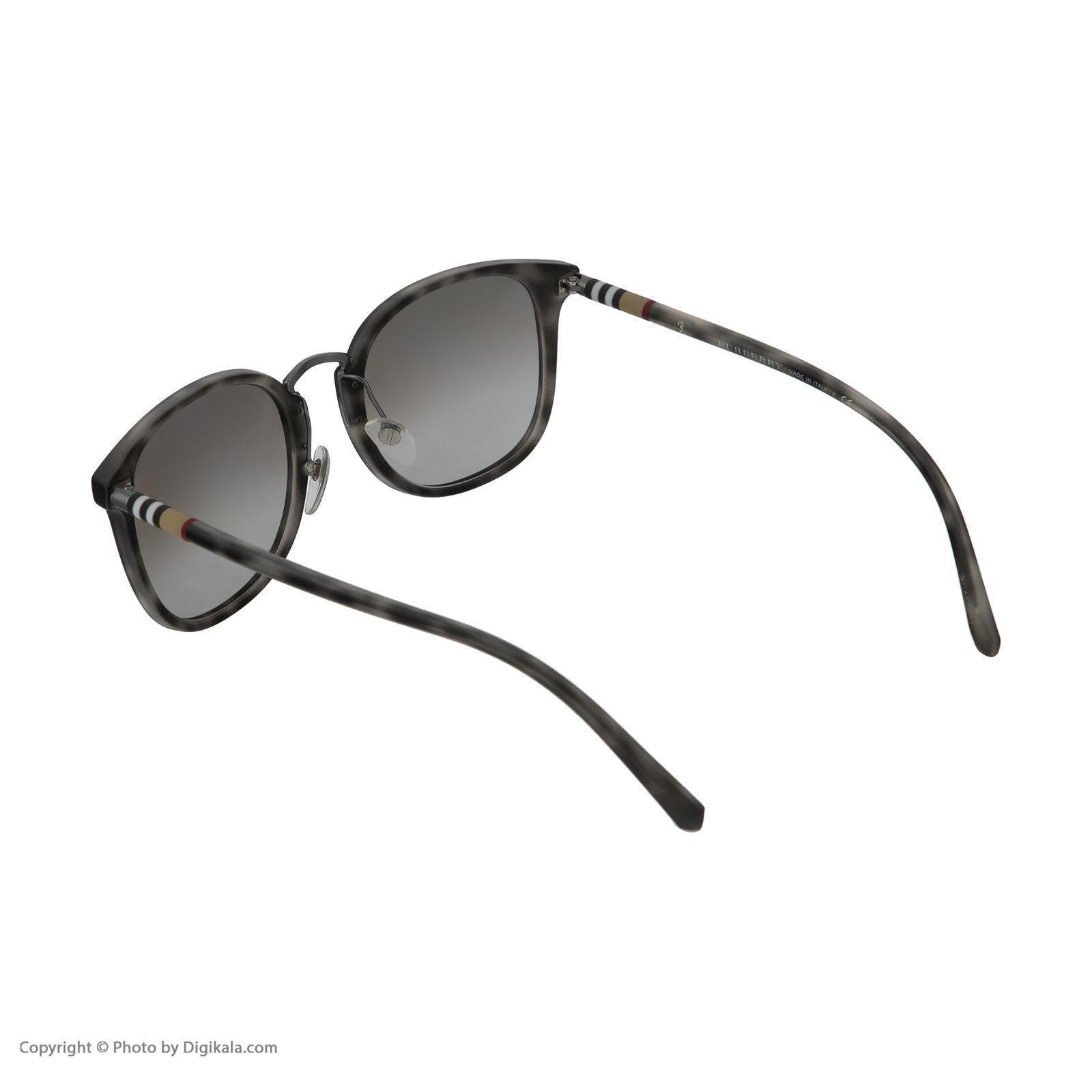 عینک آفتابی زنانه بربری مدل BE 4266S 3534Q0 53 -  - 5