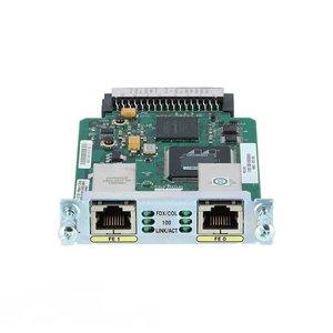 ماژول شبکه سیسکو مدل HWIC-2FE