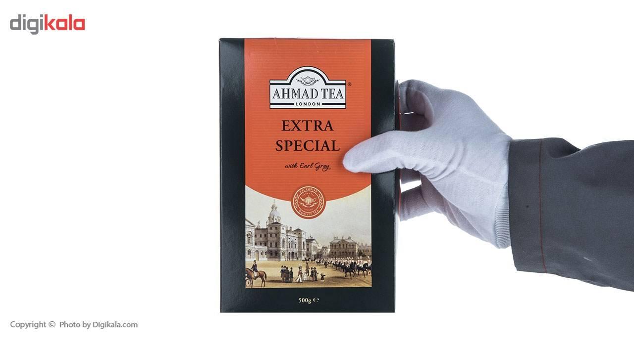 چای معطر احمد مدل Extra Special مقدار 500 گرم main 1 4