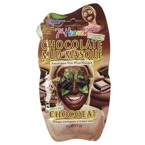 ماسک صورت مونته ژنه سری 7th Heaven مدل Chocolate حجم 20 میلی لیتر