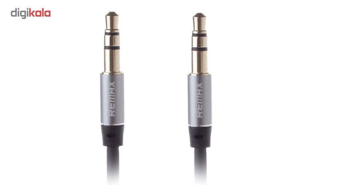 کابل انتقال صدا 3.5 میلی متری ریمکس مدل P-9 به طول 50 سانتیمتر main 1 1