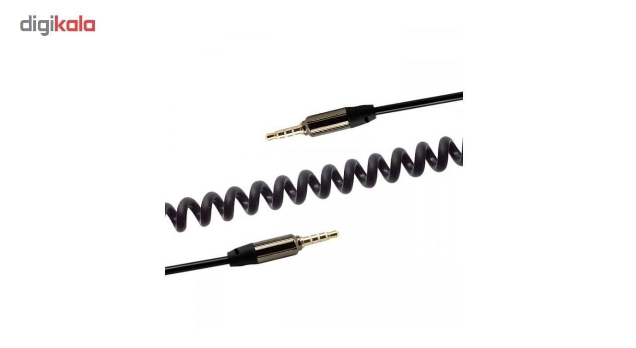 کابل انتقال صدا 3.5 میلی متری ریمکس مدل P-9 به طول 50 سانتیمتر main 1 3