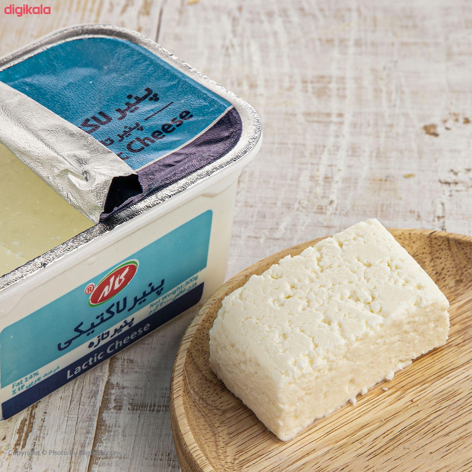 پنیر لاکتیکی کاله مقدار 300 گرم main 1 8