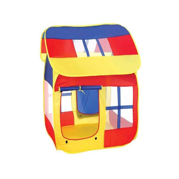 چادر کودک مدل کلبه