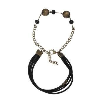 دستبند زنانه مدل دلسا کد 05
