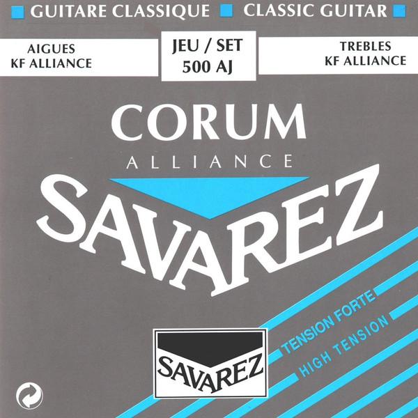 سیم گیتار کلاسیک ساوارز مدل 500 AJ