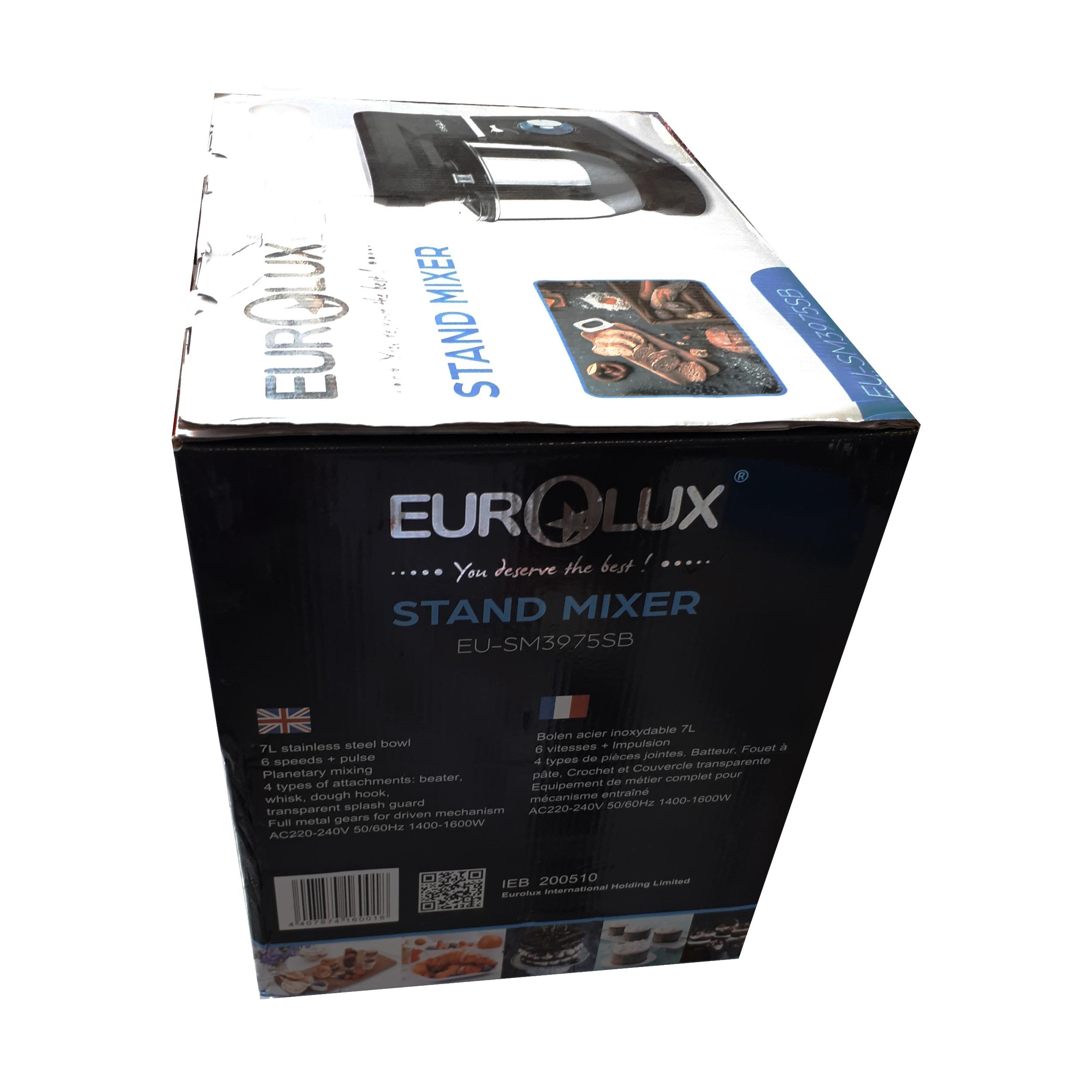 همزن یورولوکس مدل EU-SM3975SB