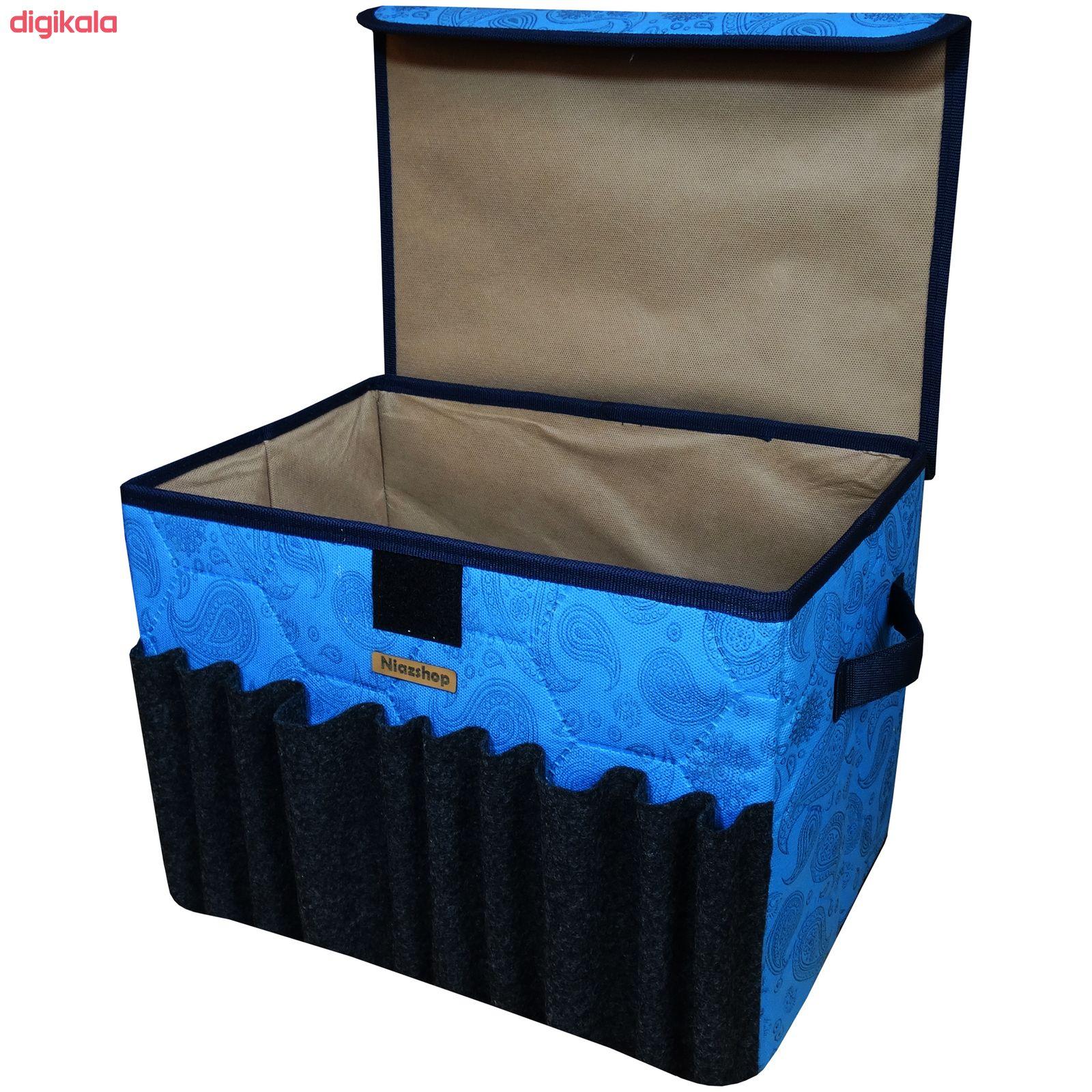 جعبه نظم دهنده صندوق عقب خودرو نیازشاپ مدل NPR891 main 1 3