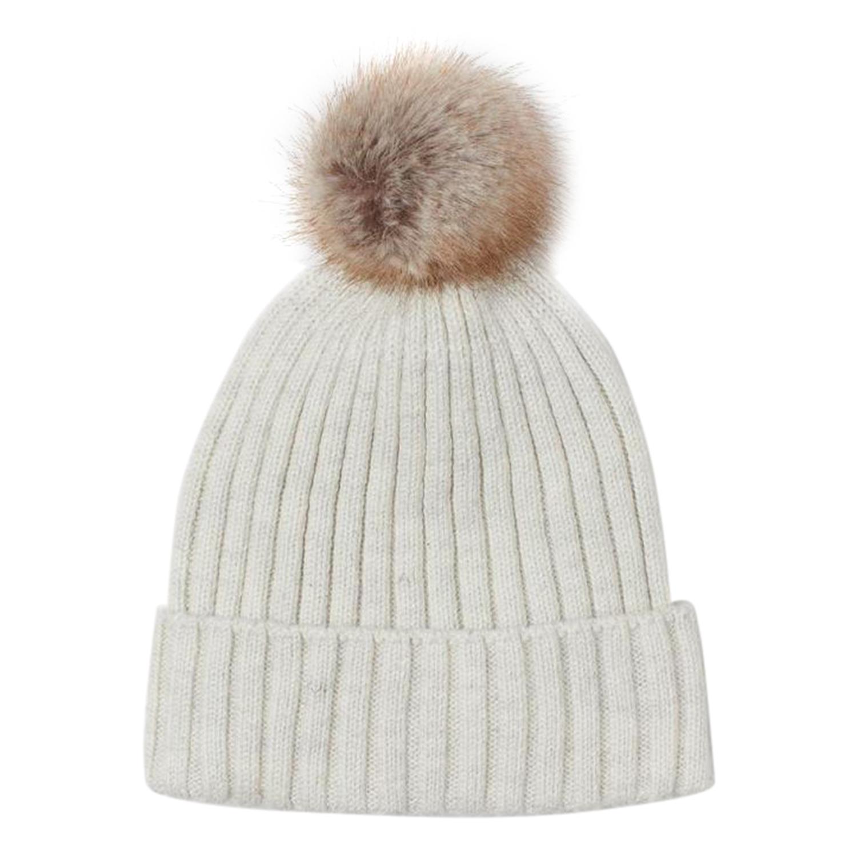 کلاه بافتنی زنانه اچ اند ام مدل 00286