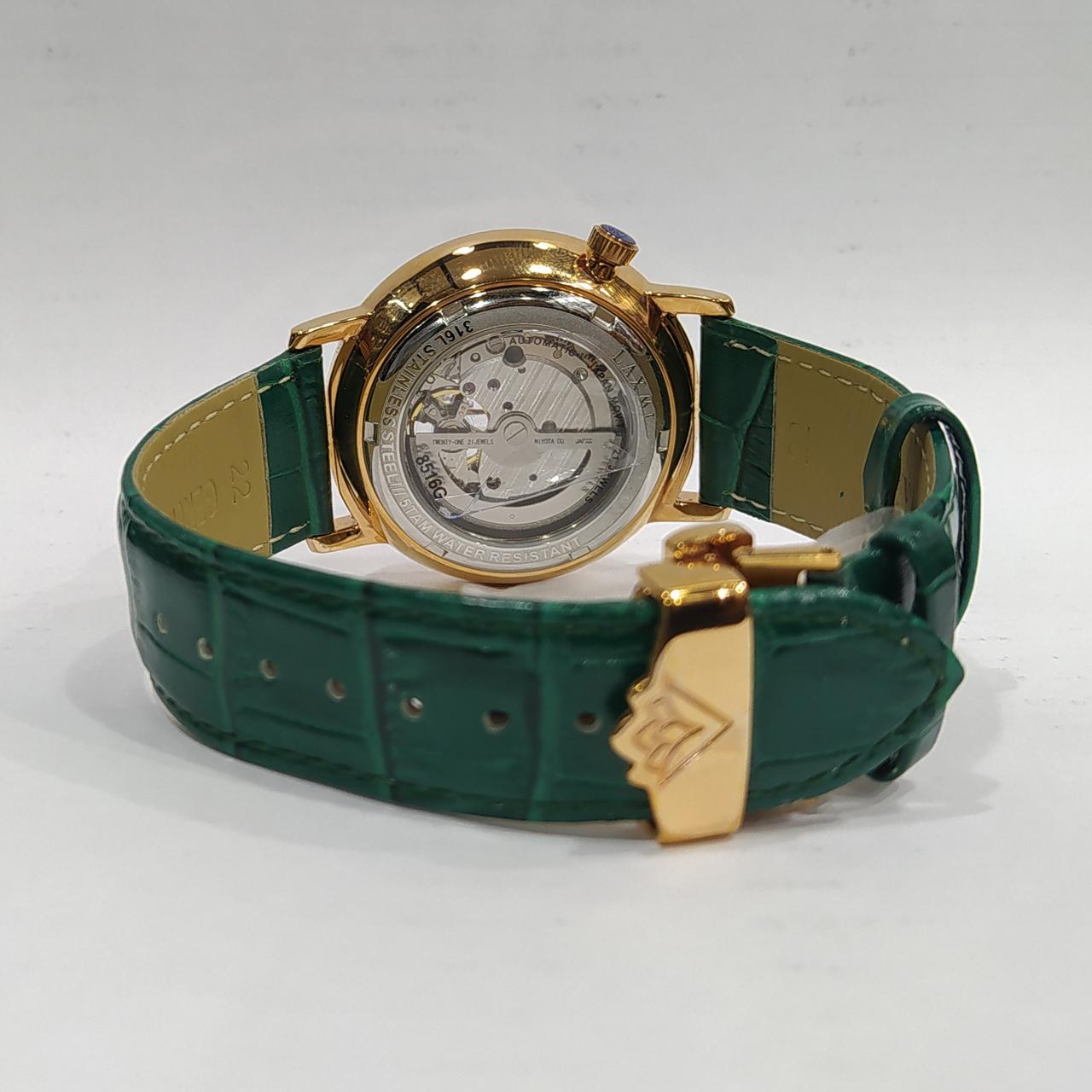 ساعت مچی عقربهای مردانه لاکسمی مدل 2-8516