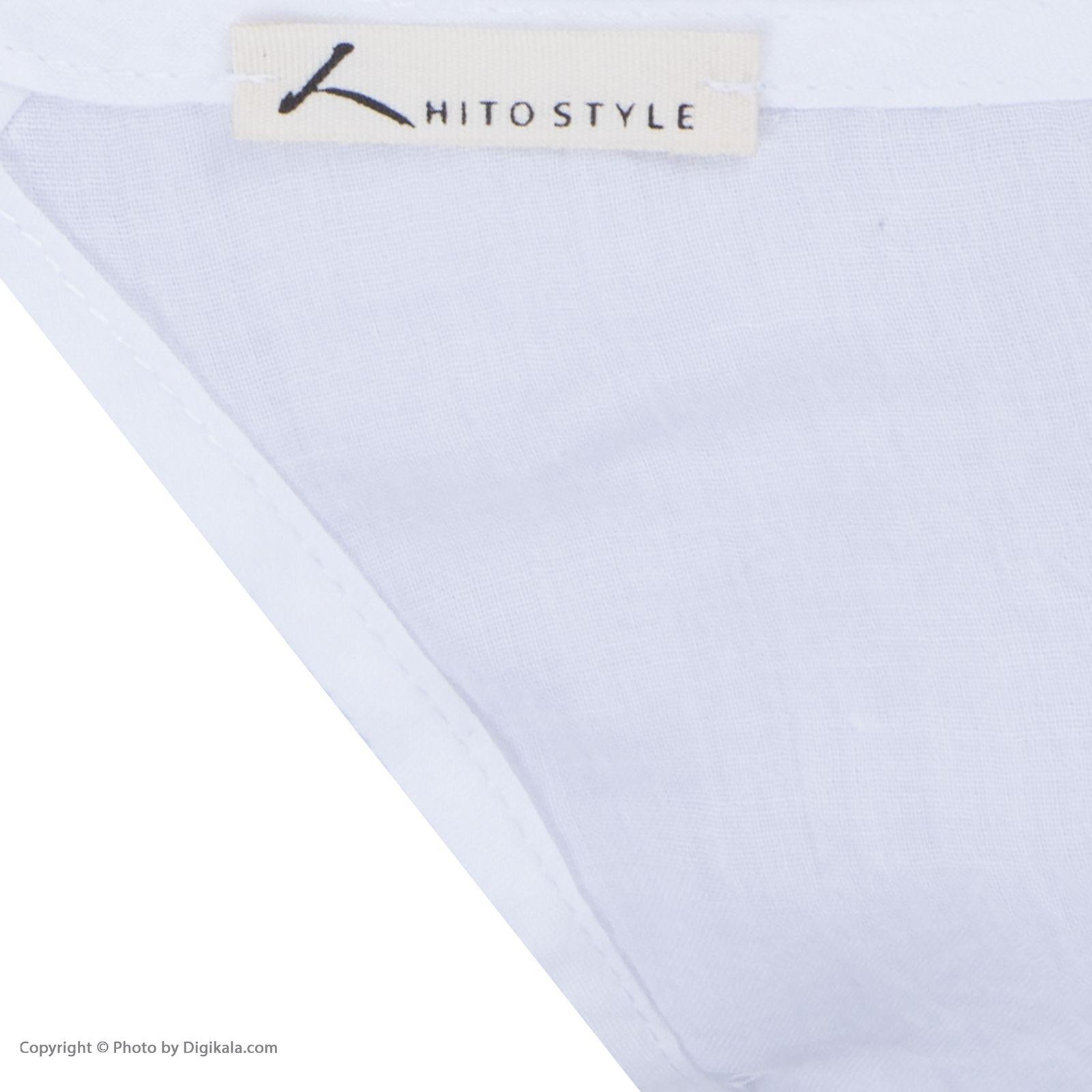 لباس خواب زنانه هیتو استایل مدل D28F366 -  - 4