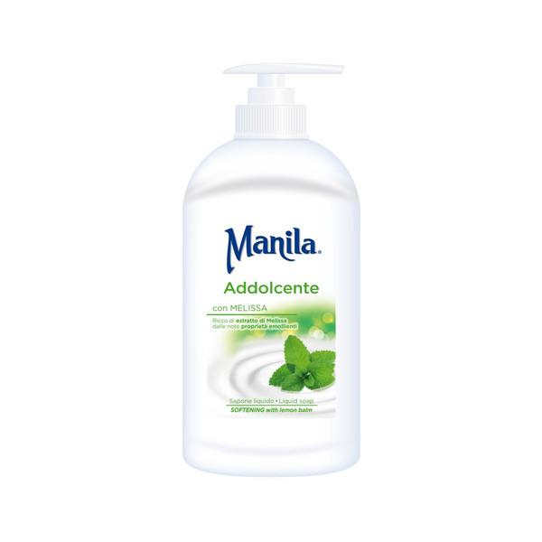 صابون مایع مانیلا مدل Lemon Balm Softening حجم 500 میلی لیتر