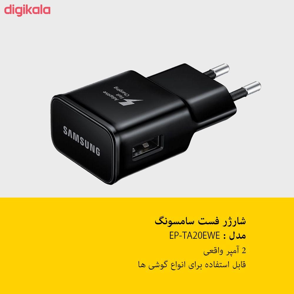 شارژر دیواری  مدل EP-TA20EWE به همراه کابل تبدیل USB-C main 1 6