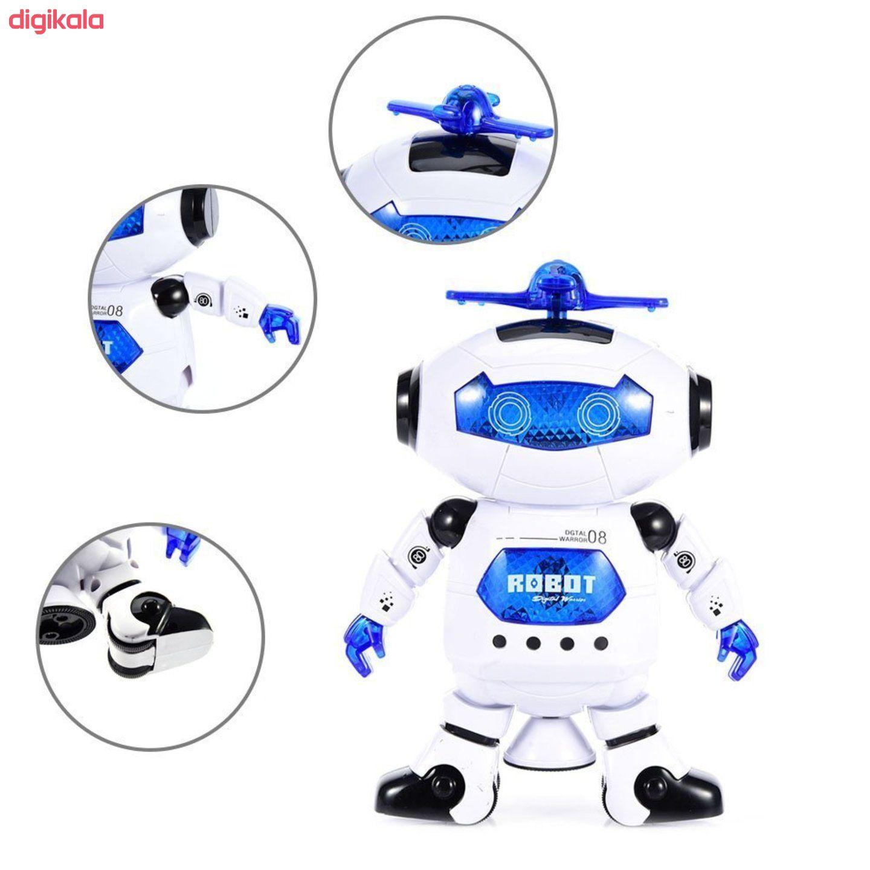 اسباب بازی مدل Dancing Robot main 1 6