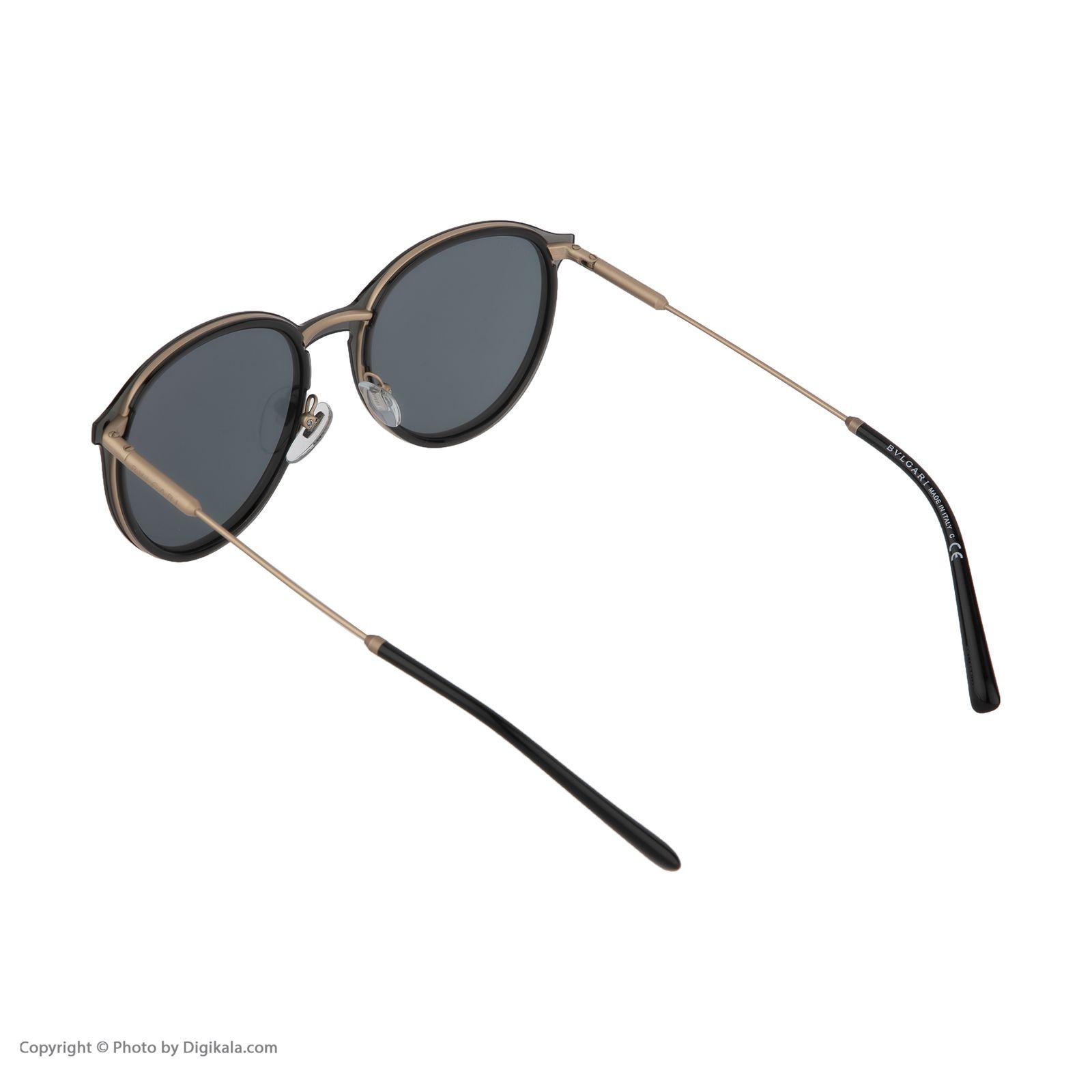 عینک آفتابی زنانه بولگاری مدل BV5045S 20134Z -  - 4