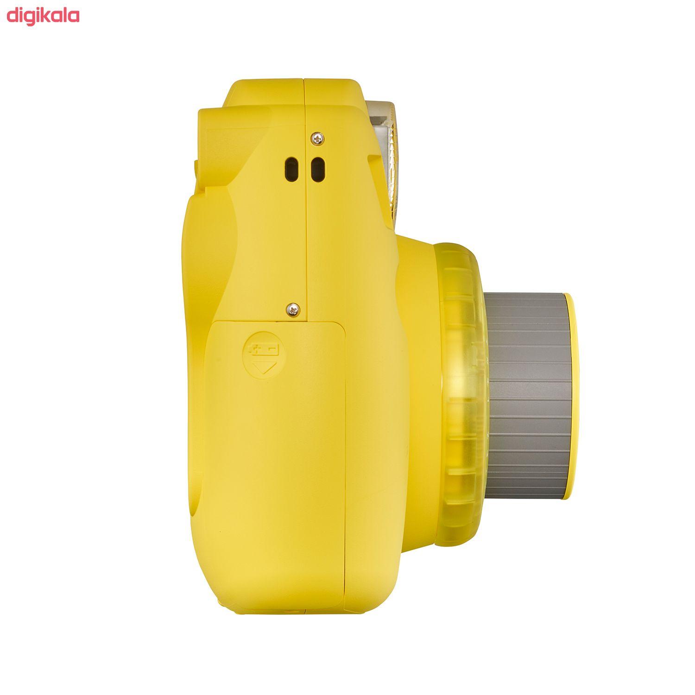 دوربین عکاسی چاپ سریع فوجی فیلم مدل Instax Mini 9 Clear main 1 26
