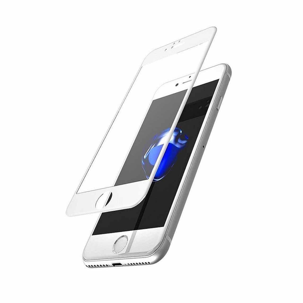محافظ صفحه نمایش گلس مدل 4D GLASS مناسب برای آیفون 7پلاس
