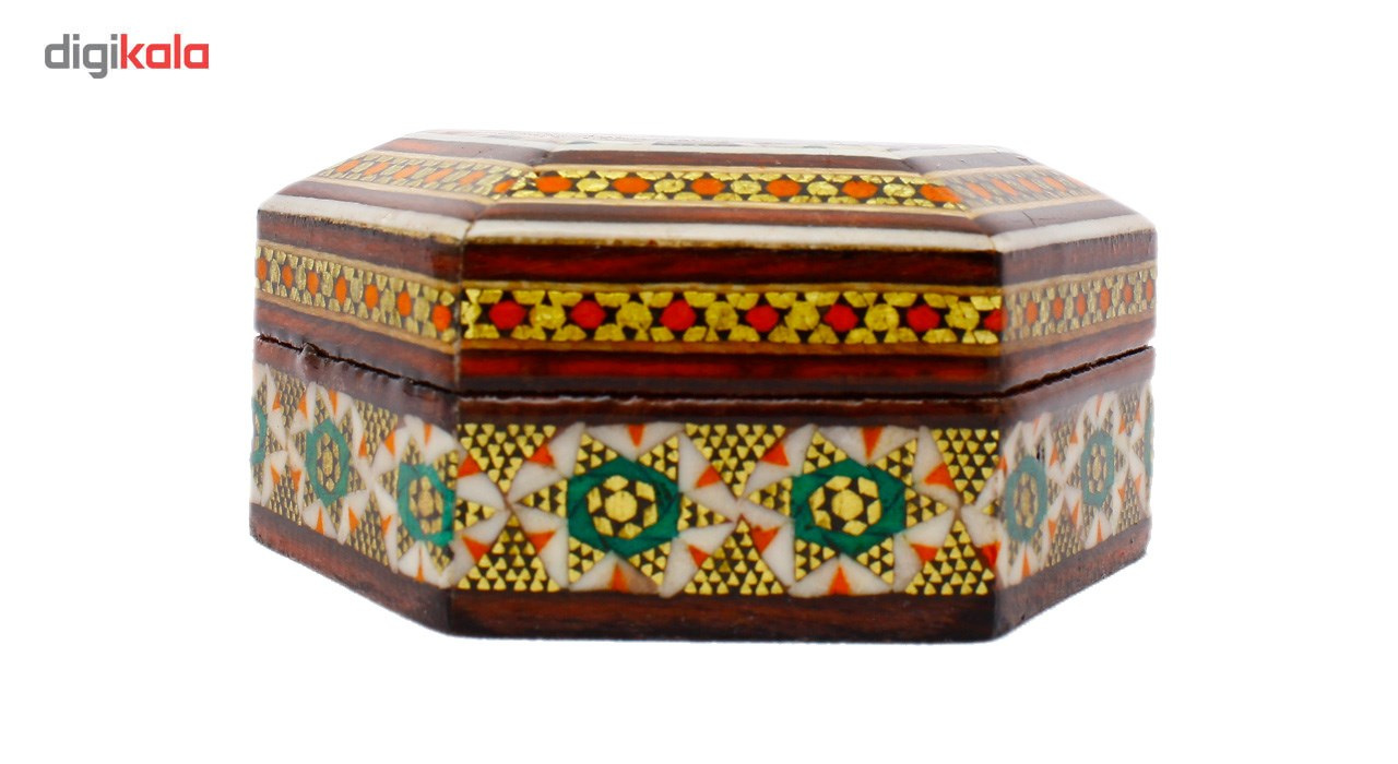 Inlay handicraft box, Code Mkh10