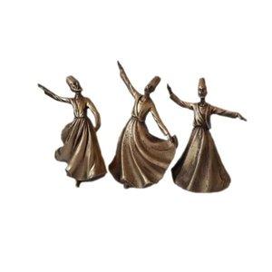 مجسمه مدل رقص سماع مجموعه 3 عددی