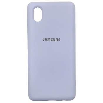 کاور مدل SIL-001 مناسب برای گوشی موبایل سامسونگ Galaxy A01 Core