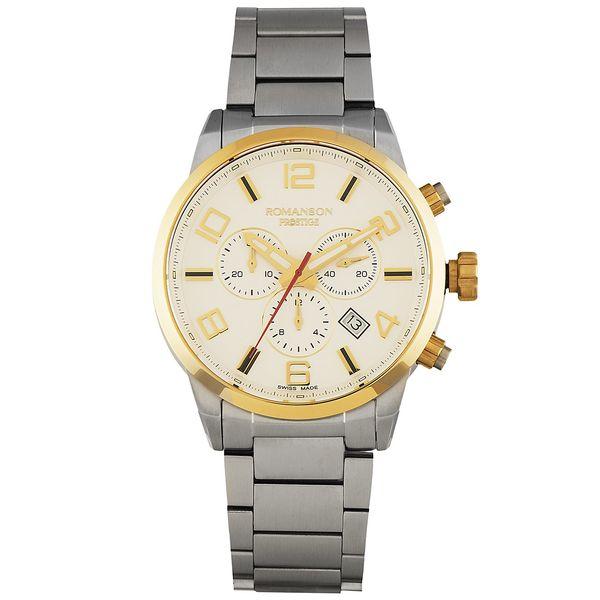 ساعت مچی عقربه ای مردانه رومانسون مدل TM3259HM1CAS1G