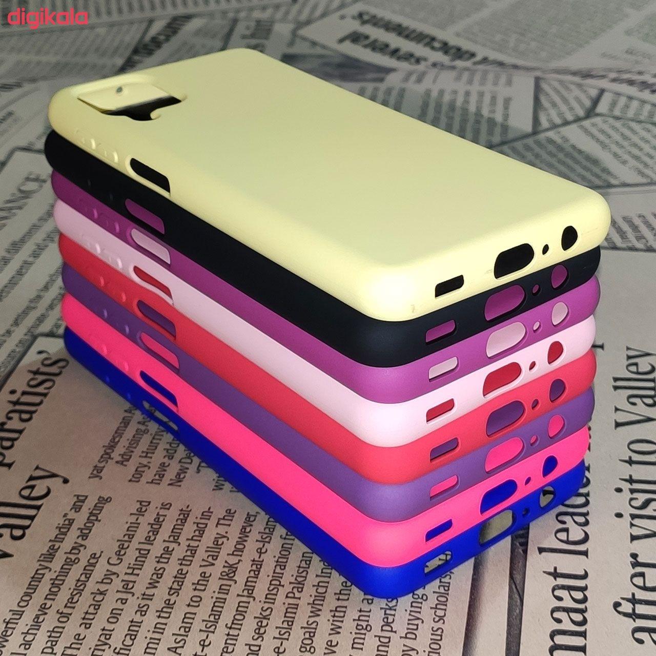 کاور مدل SLCN مناسب برای گوشی موبایل سامسونگ Galaxy A12 main 1 4