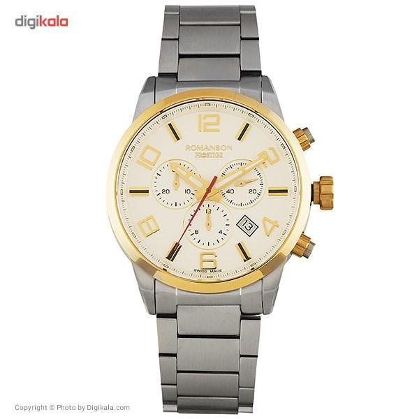 خرید ساعت مچی عقربه ای مردانه رومانسون مدل TM3259HM1CAS1G