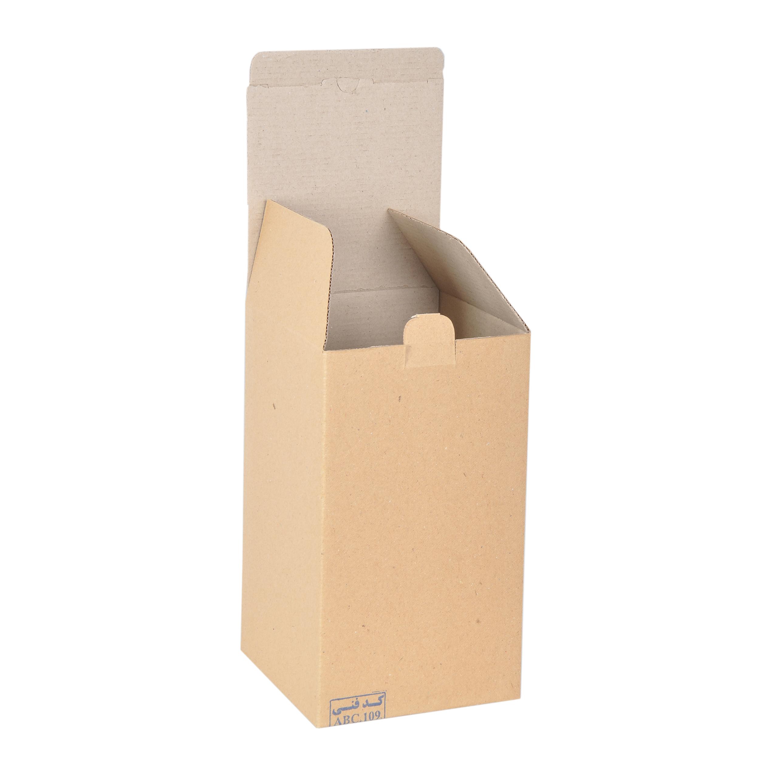 جعبه بسته بندی کد ABC.109 بسته 10 عددی