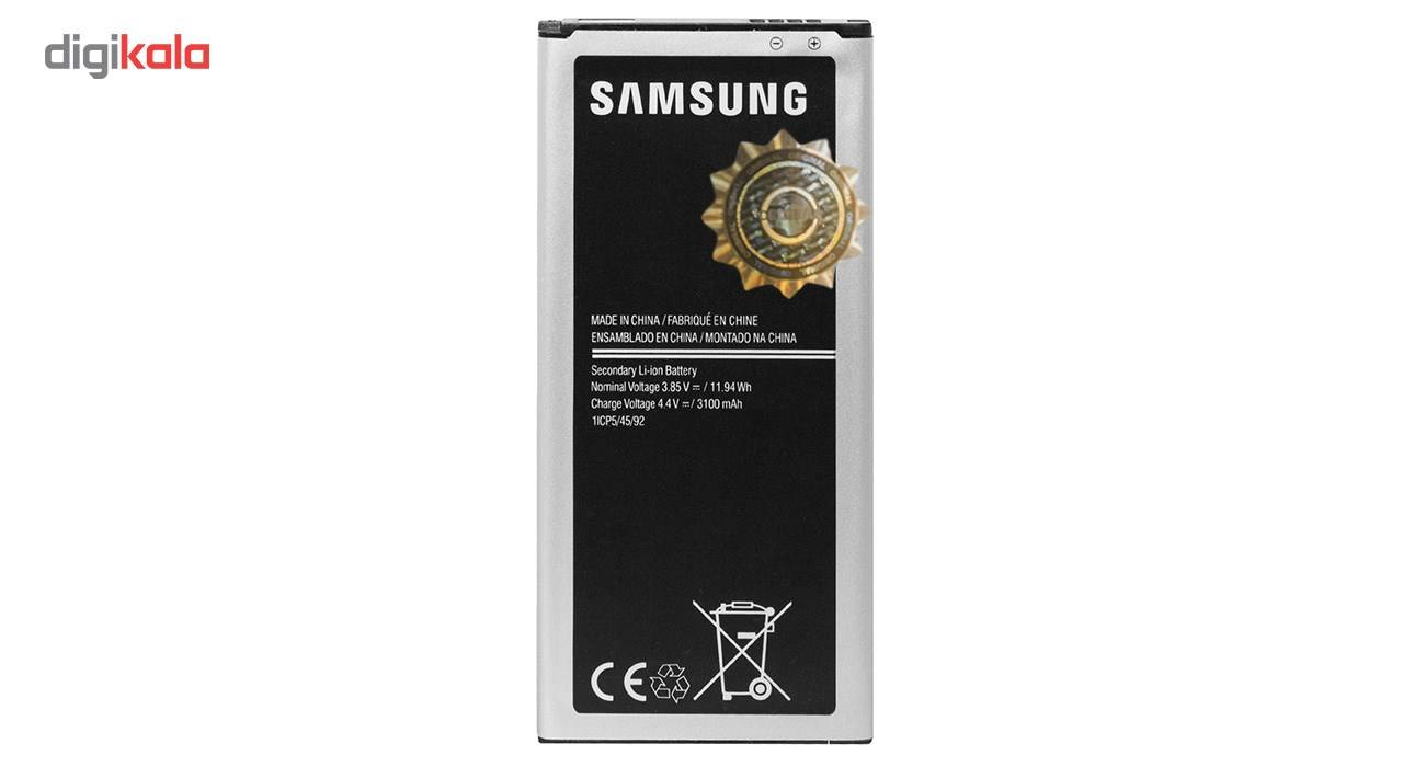 باتری موبایل  مدل EB-BJ510CBE با ظرفیت 3100mAh مناسب برای گوشی موبایل سامسونگ Galaxy J5 2016 main 1 1