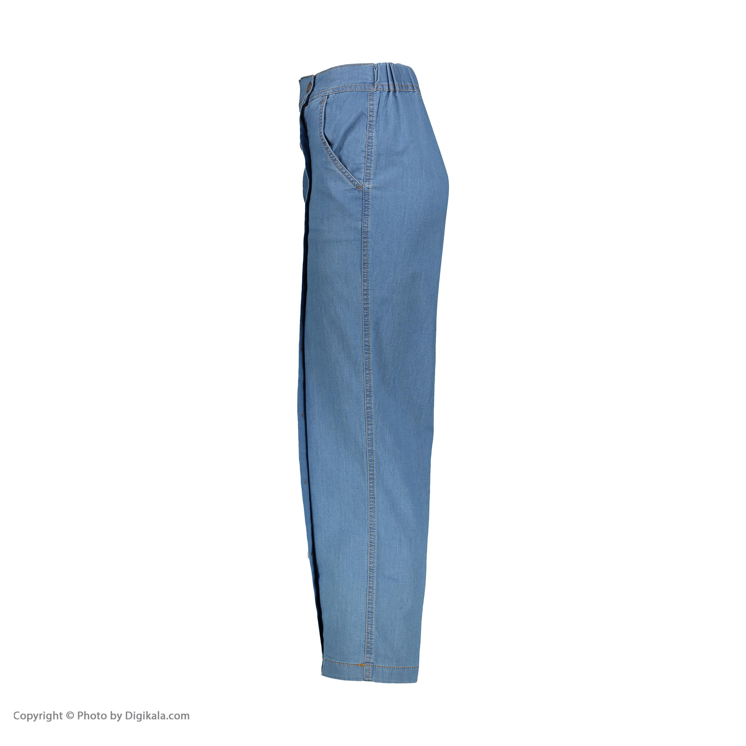 شلوار جین زنانه کیکی رایکی مدل BB3363-100