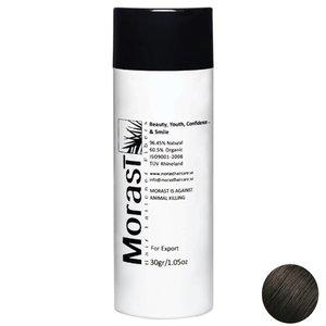 پودر پرپشت کننده موی مورست مدل Black مقدار 30 گرم