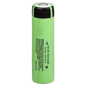 باتری لیتیوم یون قابل شارژ پاناسونیک مدل NCR 18650 B ظرفیت 3400 میلی آمپر ساعت