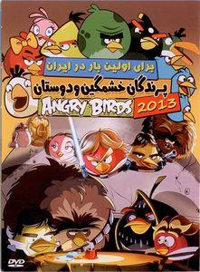 بازی کامپیوتری Angry Birds 2013