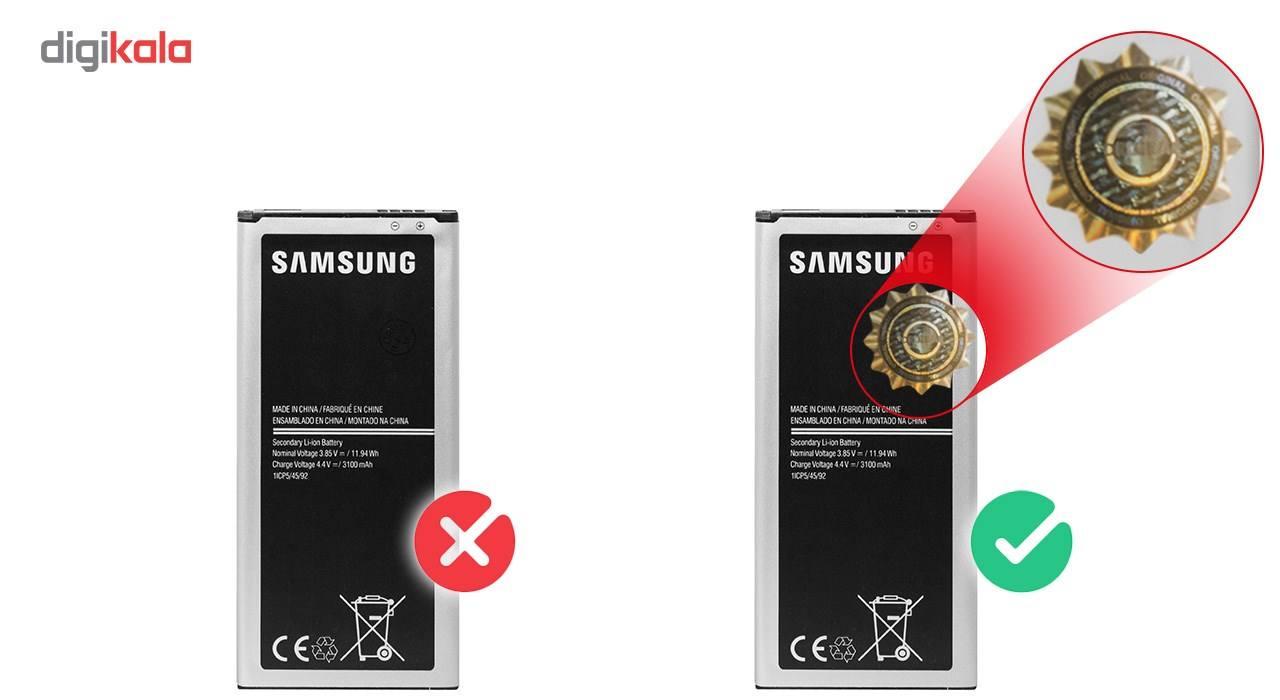 باتری موبایل  مدل EB-BJ510CBE با ظرفیت 3100mAh مناسب برای گوشی موبایل سامسونگ Galaxy J5 2016 main 1 5