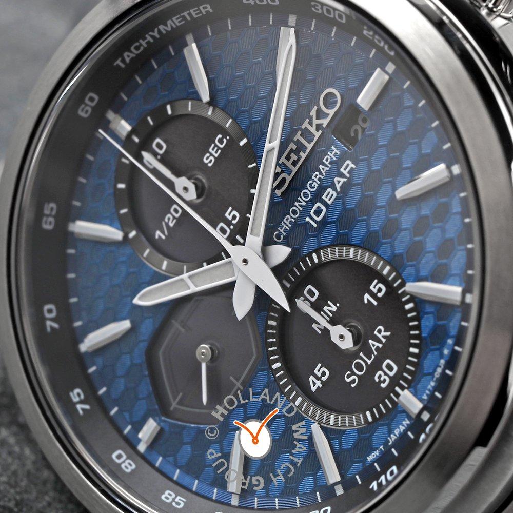 ساعت مچی عقربه ای مردانه سیکو مدل SSC801P1