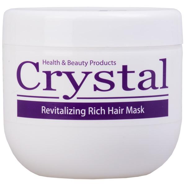ماسک احیا کننده مو کریستال مدل Revitalizing Rich حجم 500 میلی لیتر