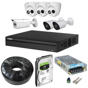 سیستم امنیتی داهوا مدلDP62S3331