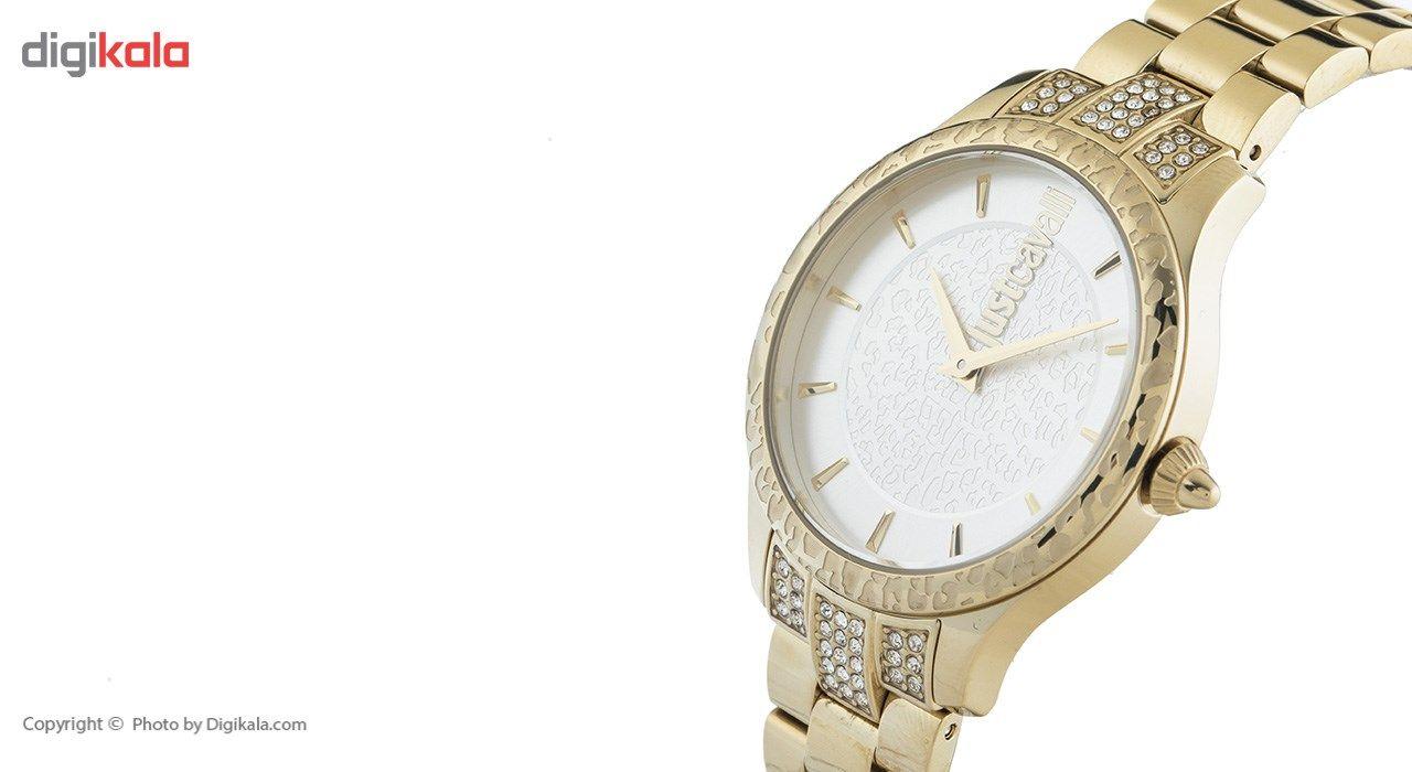 ساعت مچی عقربه ای زنانه جاست کاوالی مدل JC1L004M0065 -  - 3
