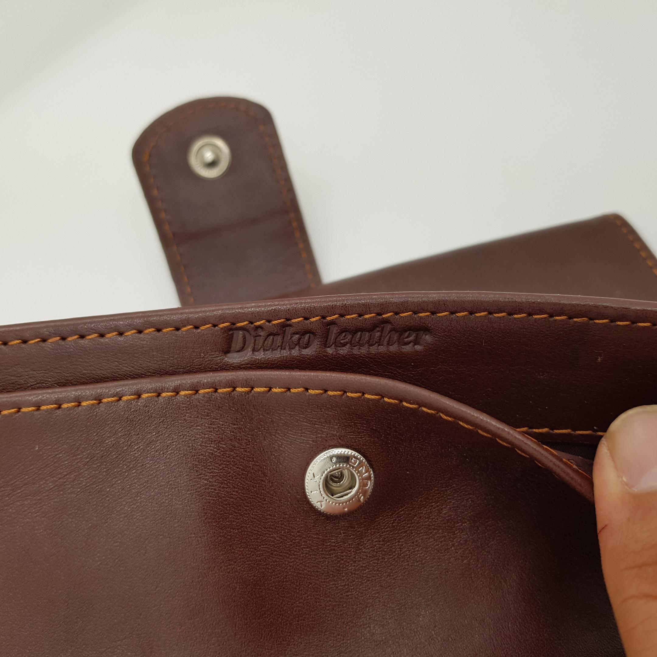 کیف پول زنانه چرم دیاکو مدل 315 -  - 18