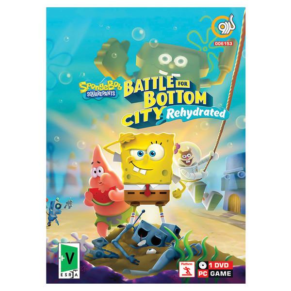 بازی SpongeBob SquarePants مخصوص PC نشر گردو